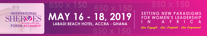 International SHEROES Forum, Accra2019