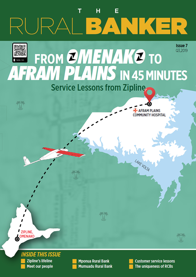 From OMENAKO To AFRAM PLAINS In 45 Minutes