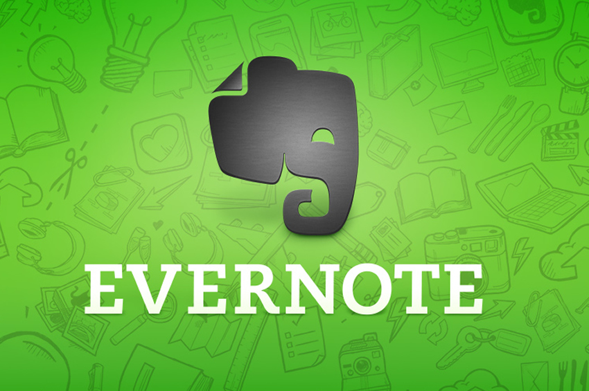 Note-taking made easy with... Evernote!