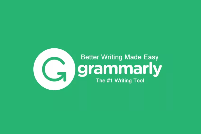 Don't just spell-check, check your grammer with....Grammarly