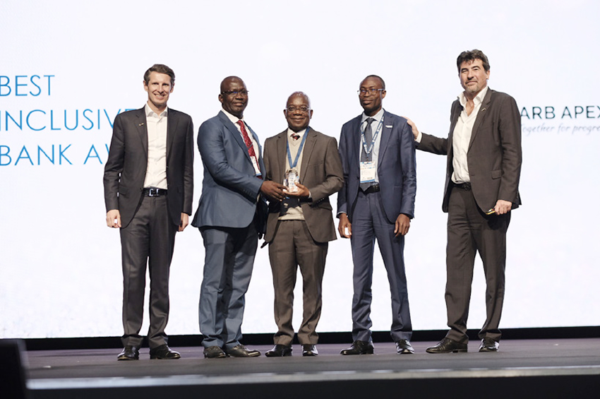 TEMENOS Community Forum (TCF) 2019 Highlights - ARB Apex Bank/RCBS Win Best Inclusive Bank Award 2019